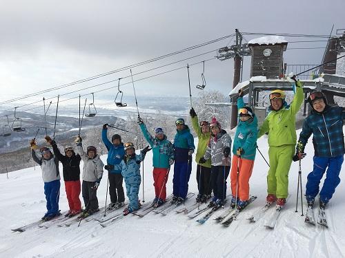 ■最近のスキーレッスンリポート!!